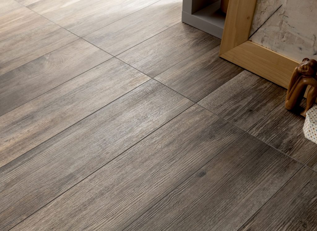 Wood Look Tiles   de Jong Homes