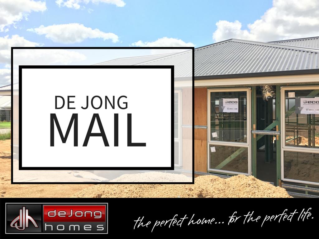 De Jong Homes